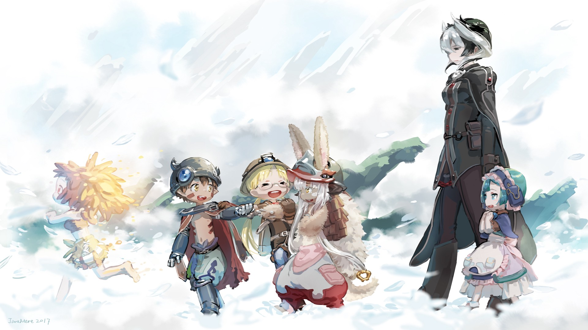 Made in Abyss web